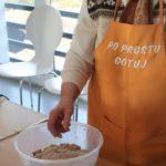 Fotorelacja z ostatnich zajęć kursu kulinarnego w Nowej Wsi